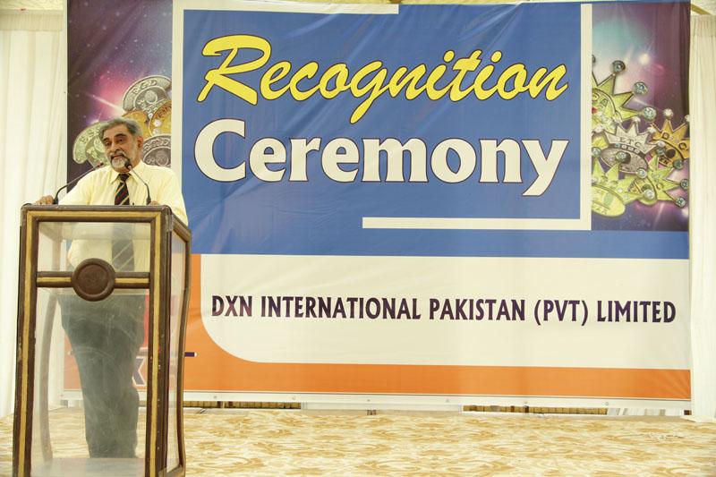 DXN Pakistan Recognition Ceremony