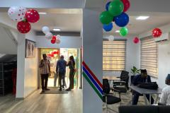 Inside DXN Nigeria office in Lagos city
