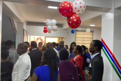 Let DXN Nigeria office opening ceremony begin!