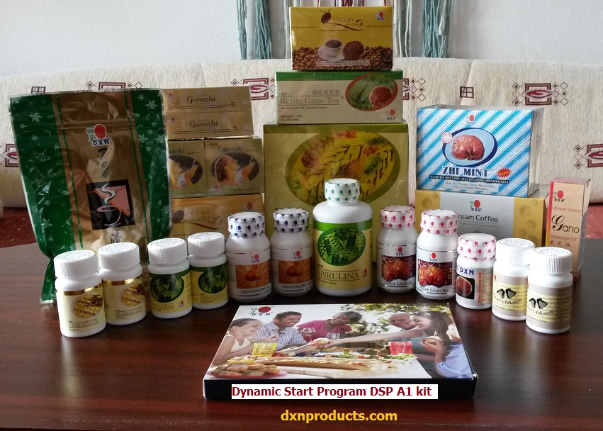 A1 kit of DXN Dynamic Start Program