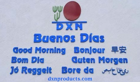 DXN contact of Gergely Takács. Good morning DXN! Start your day positive and healthy with DXN products!