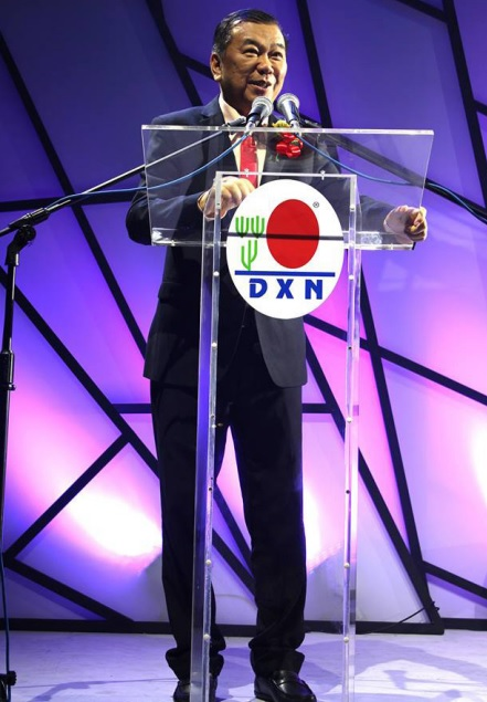 The Mastermind with a Big Heart in DXN: Dato' dr. Lim Siow Jin
