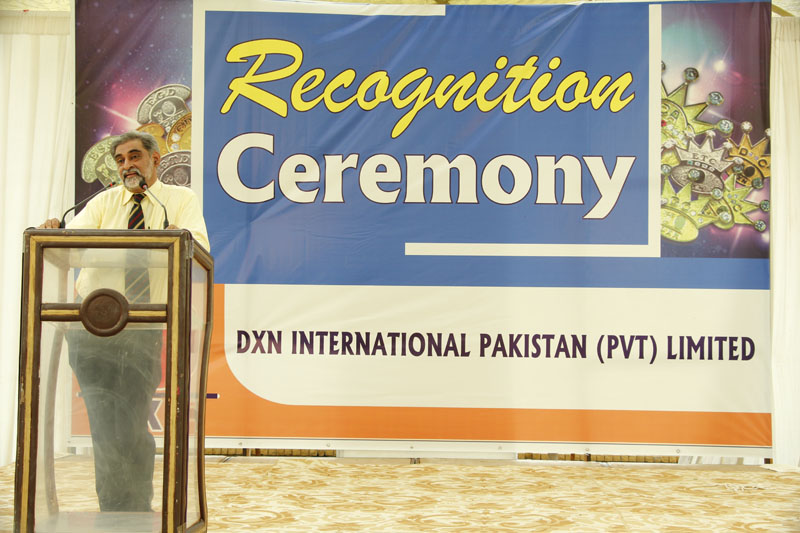 DXN Pakistan Recognition Ceremony