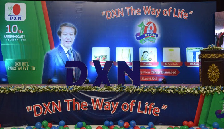 DXN Pakisatn 10th Anniversary Celebration
