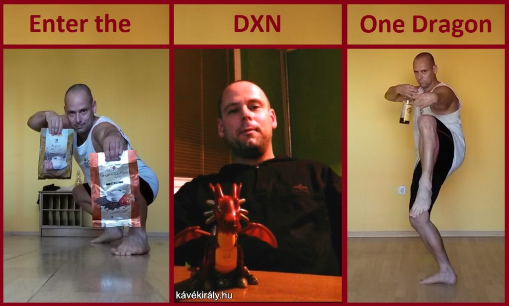 Enter the DXN One Dragon style Ganoderma coffee MLM business