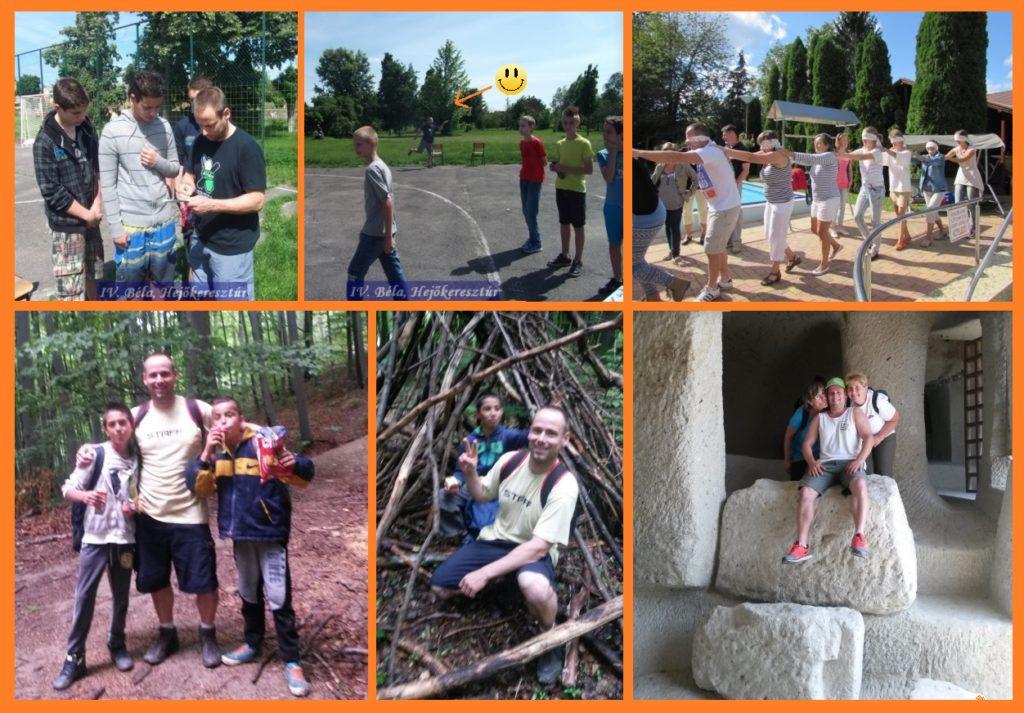 Life of an English teacher in Hejőkeresztúr. School trips and school events.