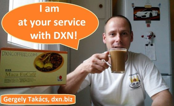 Let's become successful in DXN coffee MLM together!